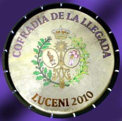 Cofradía la Llegada, Luceni (Zaragoza)