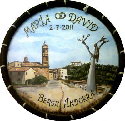 Bombo Boda María y David