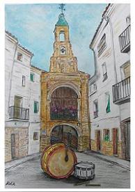 Plaza de la Parroquia (Semana Santa)