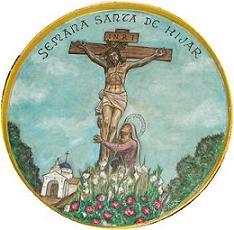 Paso del Crucificado de Híjar
