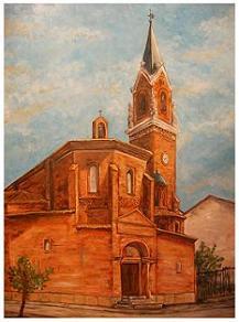 Iglesia de Fuentes de Ebro