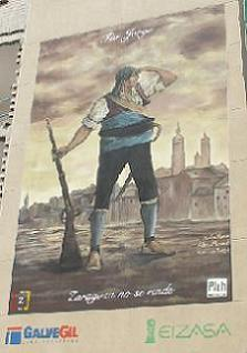 """Mural del """"Tío Jorge"""""""