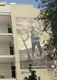 Mural,