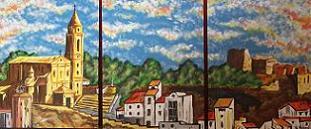 Vista de Híjar