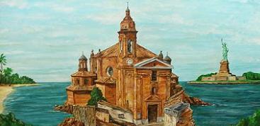 Iglesia de Urrea de Gaen
