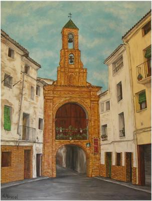 Plaza de la Parroquia (Híjar)