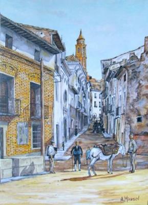 Calle Otal (Híjar)