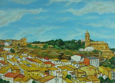 Iglesia y Castillo de Híjar