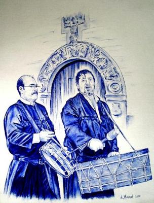 El Serafín y El Vega
