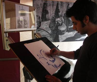 Tamborixar 2010