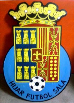 Escudo Híjar Futbol Sala