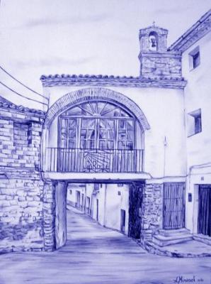 San Roque, La Puebla de Híjar
