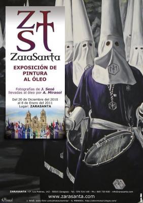 Exposición de Pintura en ZaraSanta