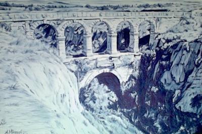 Puente de la Torica, La Puebla de Híjar