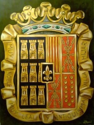 Escudo de Híjar