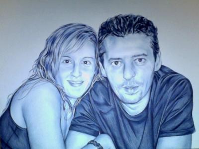 Patricia y Sergio