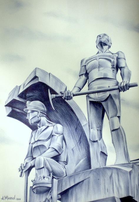 Monumento de la plaza del Regallo (Andorra)
