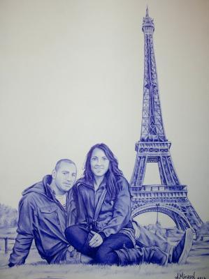 Diego y Miriam