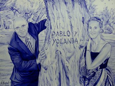 Pablo y Yolanda