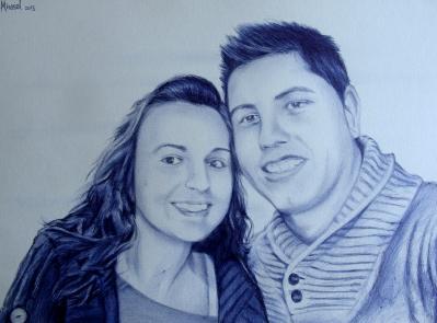Laura y Roman
