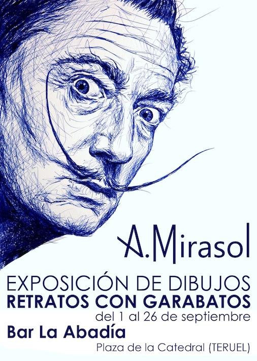Exposición en Teruel