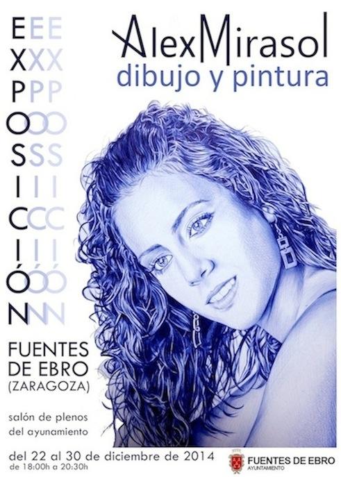 Exposición en Fuentes de Ebro